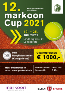 12. markoon Cup 2021