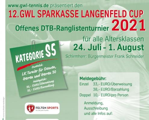 12. GWL Sparkassen Cup 2021